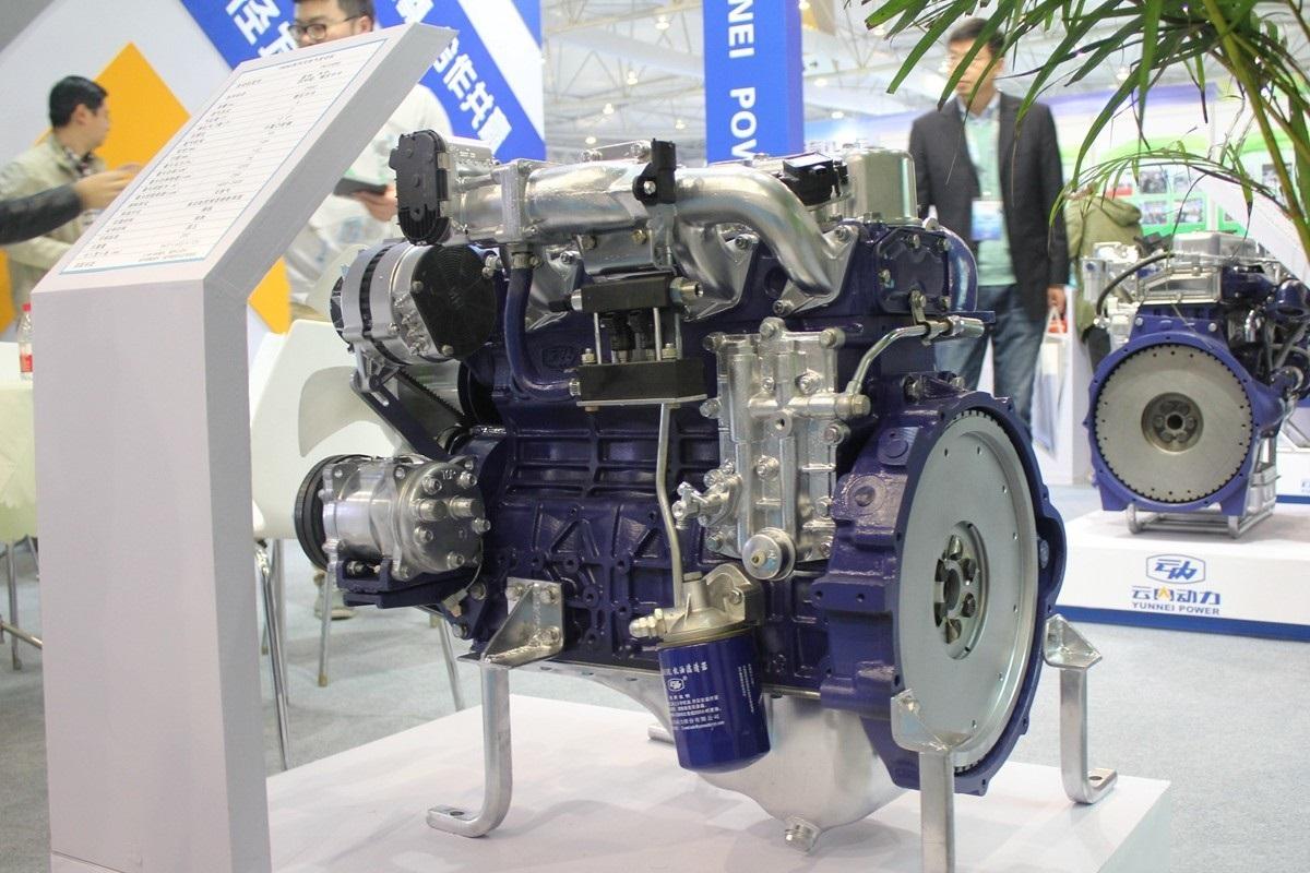 云内动力燃气发动机-电喷系统